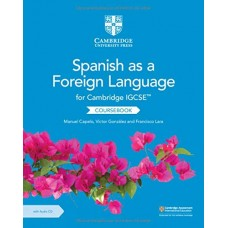 Cambridge IGCSE Spanish as a Foreign Language Coursebook with Audio CD